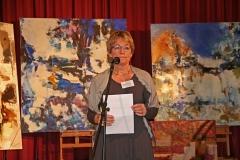 Opening door Tineke Smit